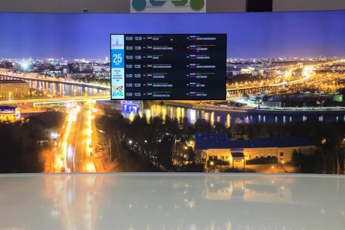 95 Zoll LCD mieten