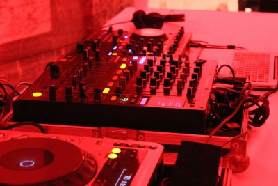 DJ Equipment mieten