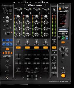 Pioneer-DJM-900-NEXUS DJ Mixer - DJ Equipment mieten