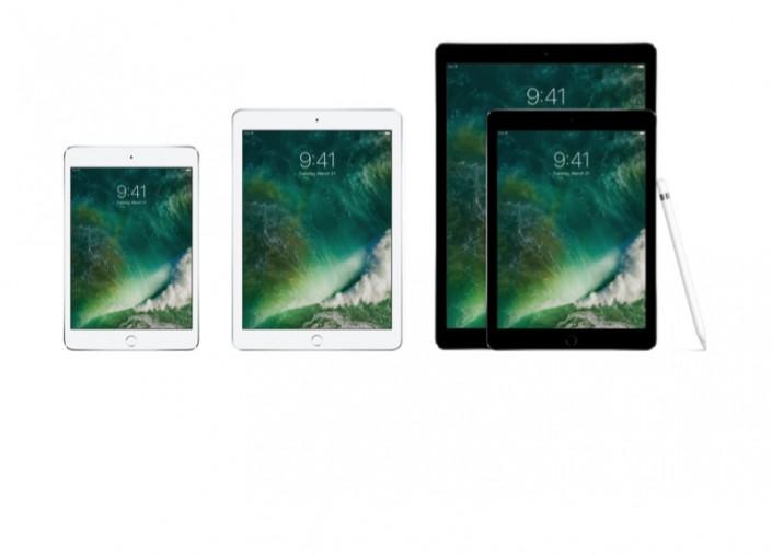 iPad mieten Tablet mieten