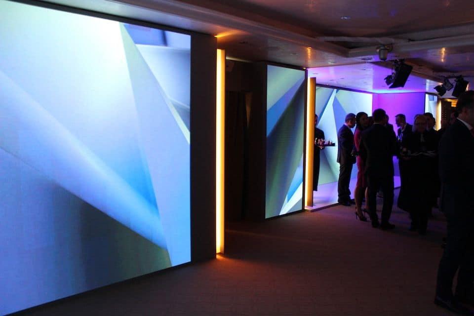 LED Wand online mieten