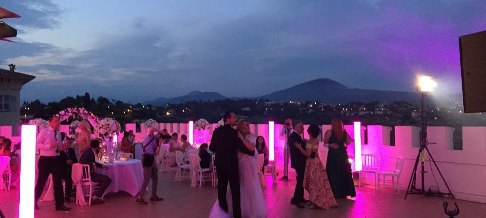 rent sound wedding french riviera