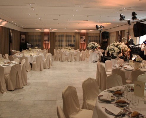 wedding lights wedding monaco