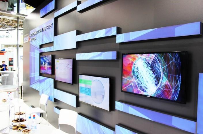 LCD Display mieten