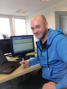 Patrick Mattausch, Projektleiter