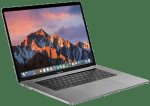 Macbook Pro 4K UHD Apple Notebook mieten Hamburg