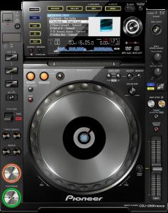 Pioneer CDJ 2000 nexus CD Player - DJ Equipment mieten