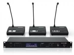 Système de conférence sans fil / Sonorisation de conférence