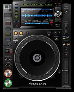 Louer un lecteur multi-formats Pro-DJ