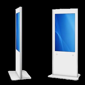 Touch Screen Kiosk Rental
