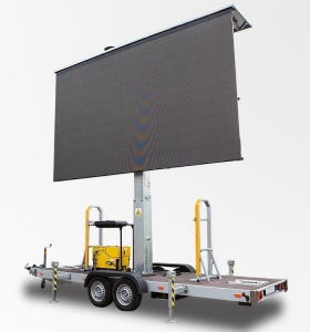 Mobile LED Screen rental