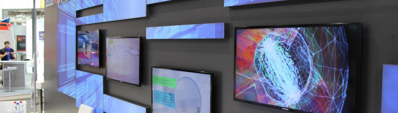 HMI LCD Displays mieten Hannover