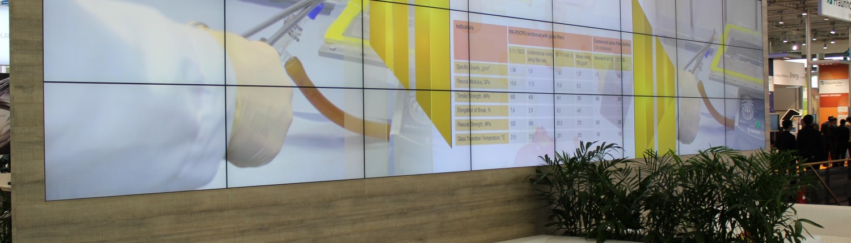 Videowand in Hannover mieten
