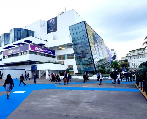 Location de matériel audiovisuel à Cannes / MIPCOM