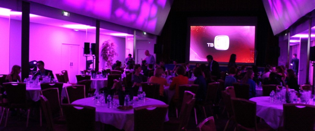 corporate event audiovisual equipment rental