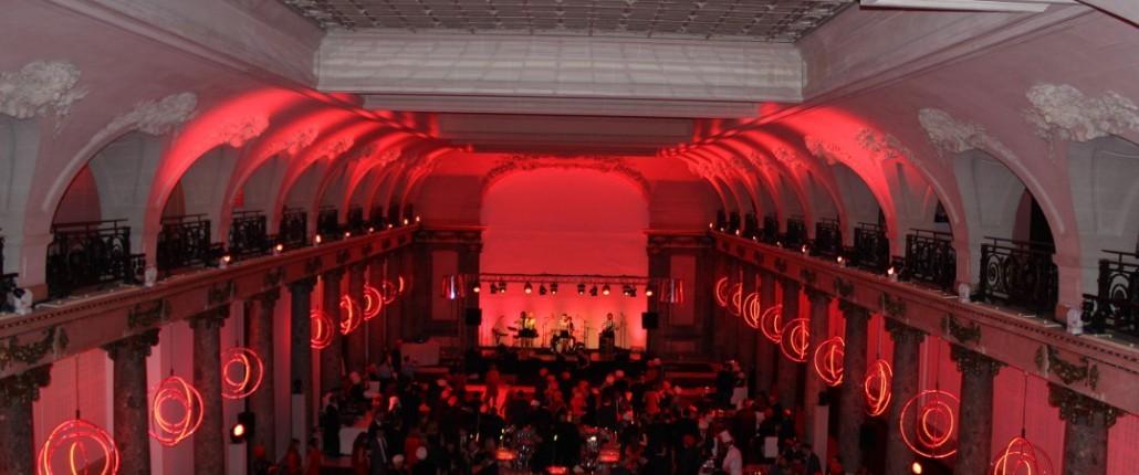 rent light equipment corporate event