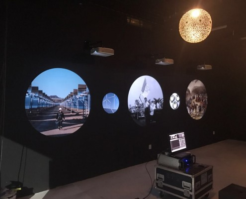 rent videomapping world expo
