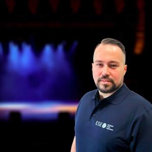 Matjaz Pusnik Technical Director - Eventtechnik Vermietung