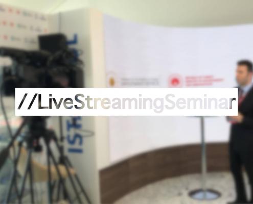Live Streaming Seminar